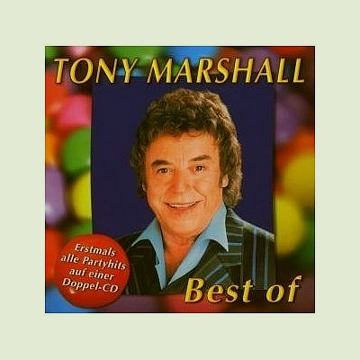 Tony Marshall - The Best Of Tony Marshall
